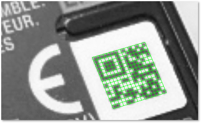 Also for Micro QRCodes