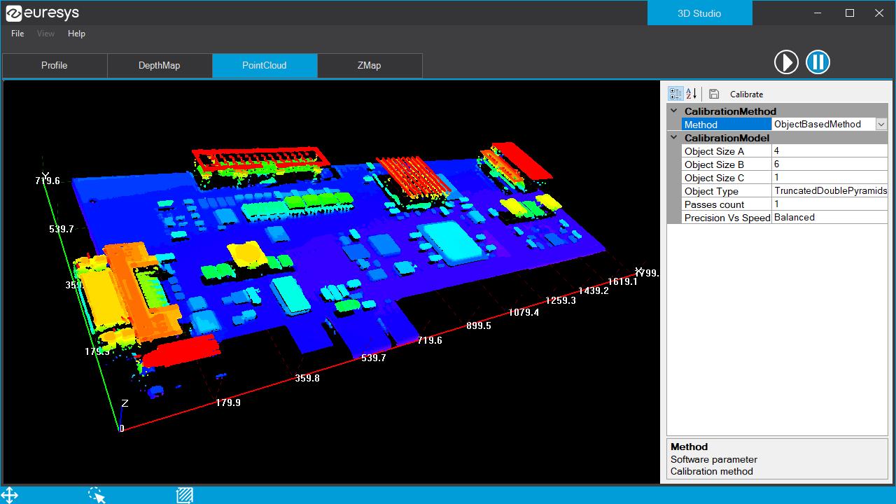 Open eVision 3D Studio