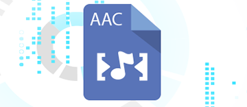 최고 품질의 AAC 오디오 압축