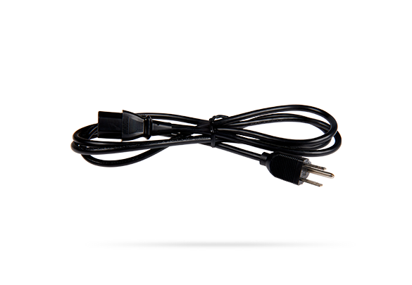 6ft IEC Power Cable (US)